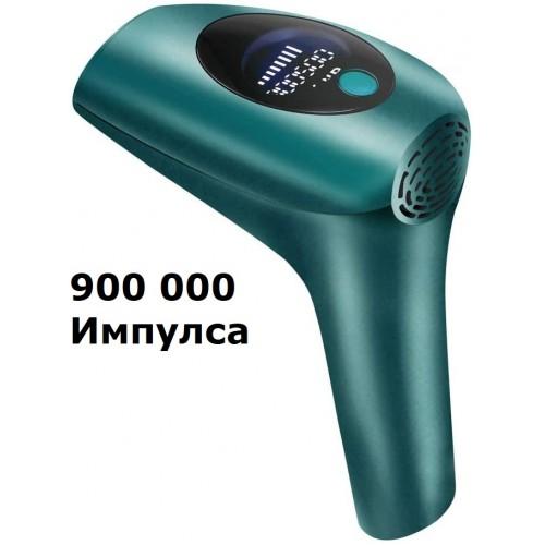 Фотоепилатор IPL  900 000 импулсa LED дисплей, UV  филтър за кожата и функция подмладяване