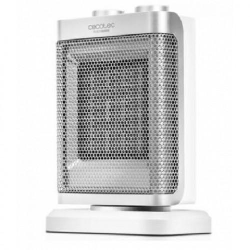 Испанскa Керамична Вентилаторна Печка CECOTEC Ready Warm Ceramic Rotate 6100, 1500W, 25 кв.м.