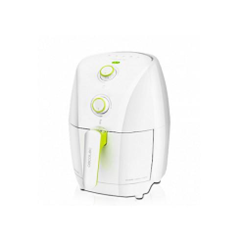 Фритюрник с горещ въздух Cecotec Compact Rapid White, 1,5 литра