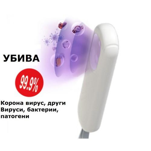 UV Стерилизатор за предмети Rohnson-убива вирусите и бактериите за секунди