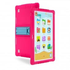 10.1 инча Детски таблет Sannuo- Quad Core Android, 8GB, детски център, цвят розов