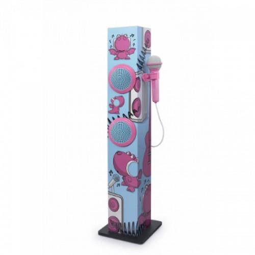 Тонколона кула за деца с караоке Muse M-1020KDG за момичета