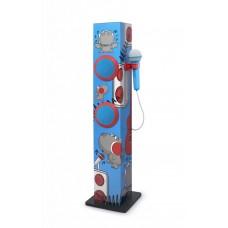 Тонколона кула за деца с караоке Muse M-1020KDB за момчета