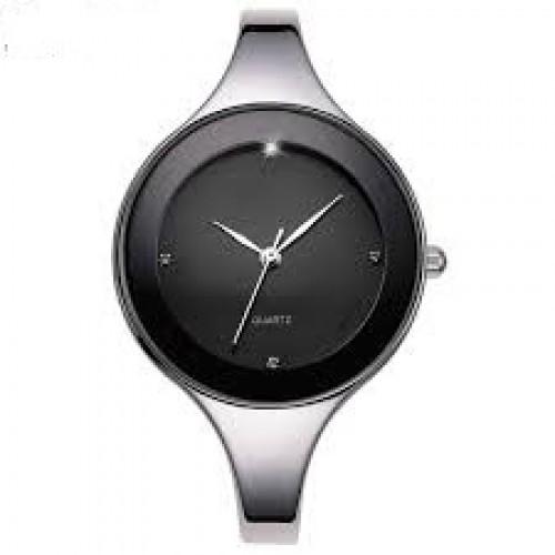 GEEKTHING Стилен Дамски часовник, черен