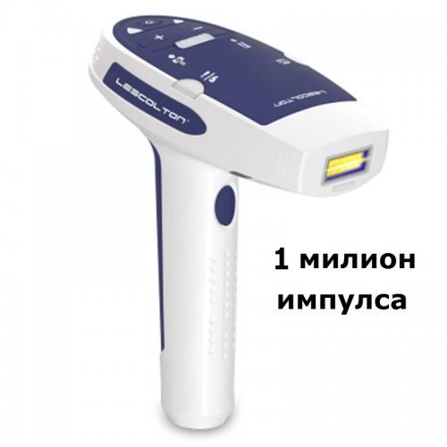 Фотоепилатор IPL LESCOLTON 1 Милион импулсa, UV филтър за кожата, функция подмладяване