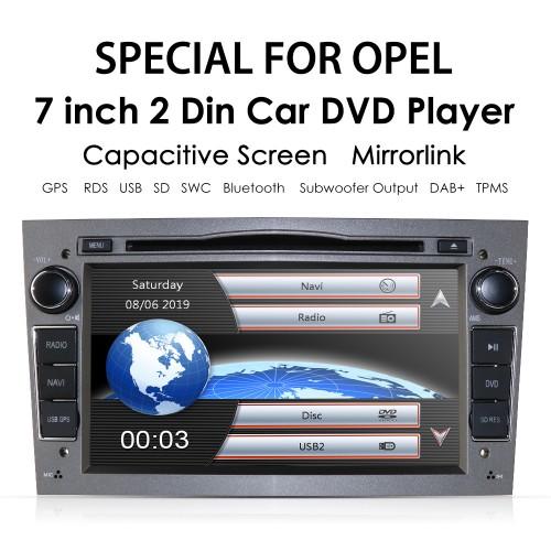 7 инча Авто Мултимедия за Opel Astra, Vectra, Antara, Zafira, Corsa, с Навигация, Bluetooth, Камера за паркиране