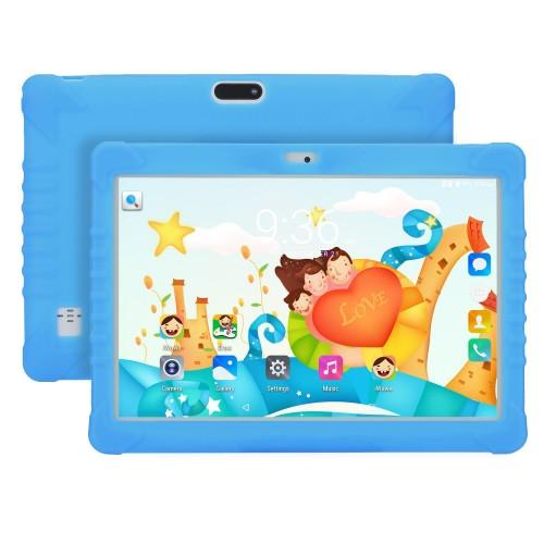 10.1 инча Детски таблет Sannuo- Quad Core Android, 16GB, детски център