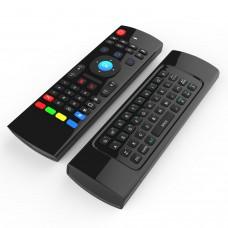 Смарт дистанционно+мишка+клавиатура за смарт телевизори,лаптопи, проектори, тв бокс