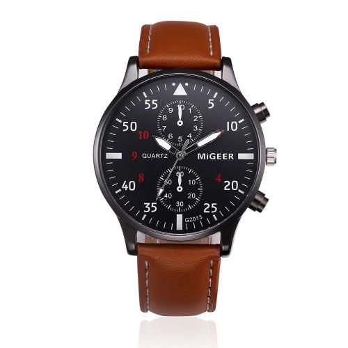 MEGEER Елегантен мъжки часовник