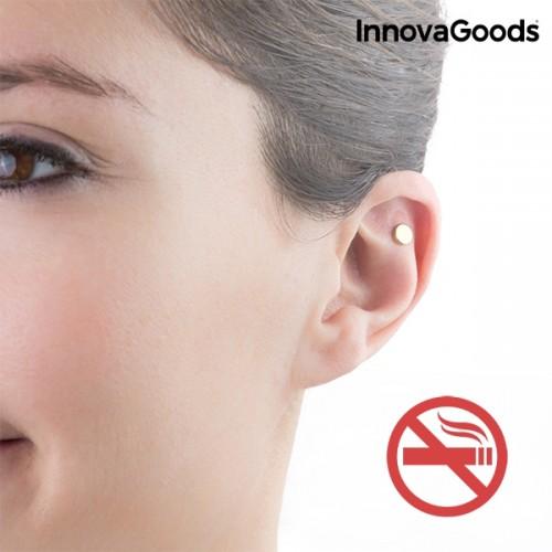 Магнит Против Тютюнопушене за Акупресура InnovaGoods