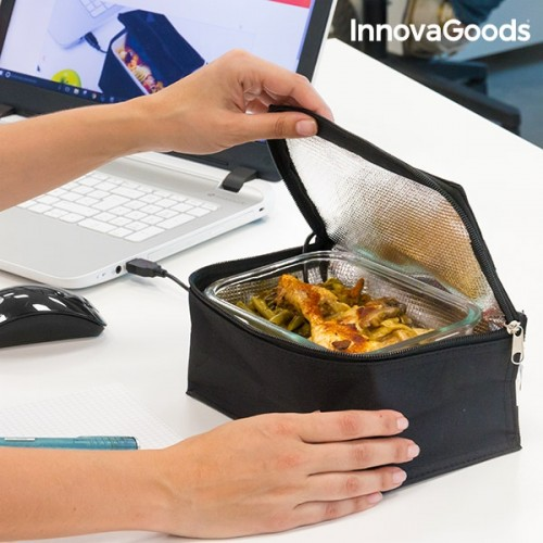 Термо Кутия за Обяд с USB InnovaGoods