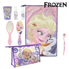 Тоалетна Чантичка с Аксесоари Frozen (7 бр)